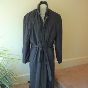 London Fog Insulated Trench Coat